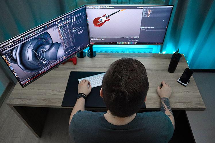 3d artist software