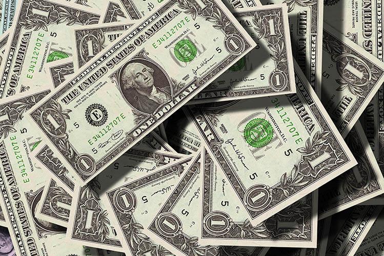1 dollar banknotes