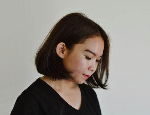 acne breakout