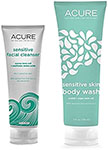 Argan Oil and Pumpkin Organic Body Wash by Acure Organics