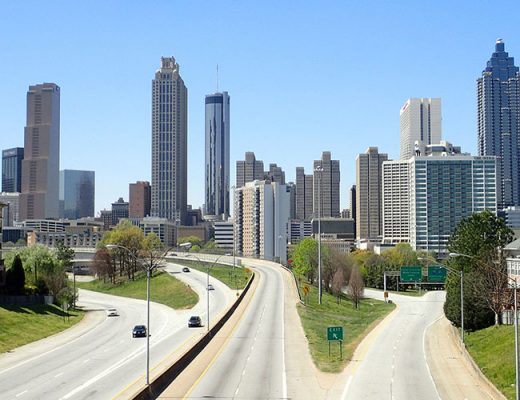 atlanta skyscrapers