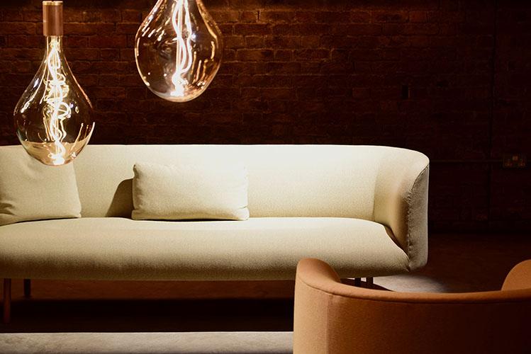 beautiful italian sofa
