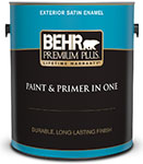 Behr Premium Plus Ultra Exterior Paint and Primer in One