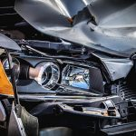 car engine serious damage