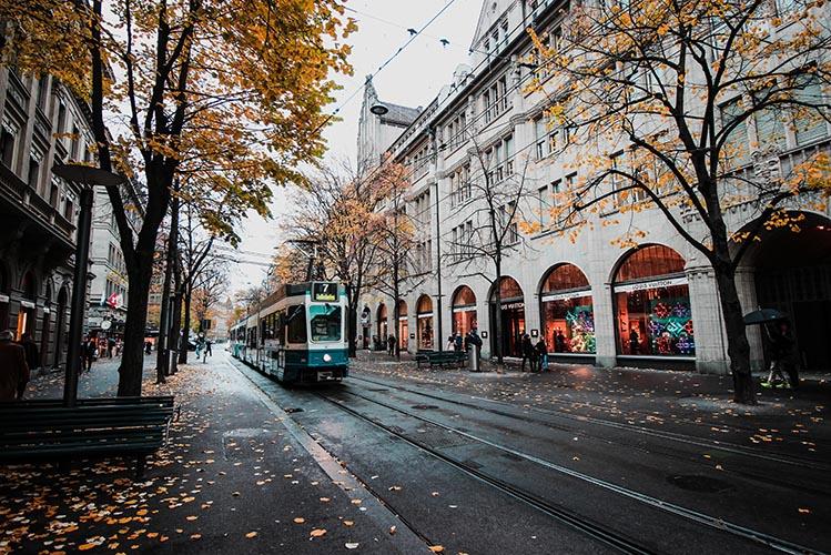 city boulevard