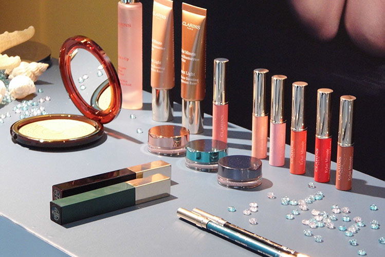 cosmetic beauty products