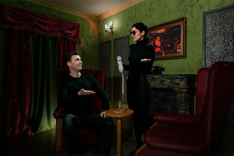 couple escape room