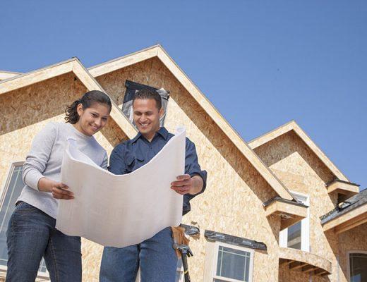 couple home building plans
