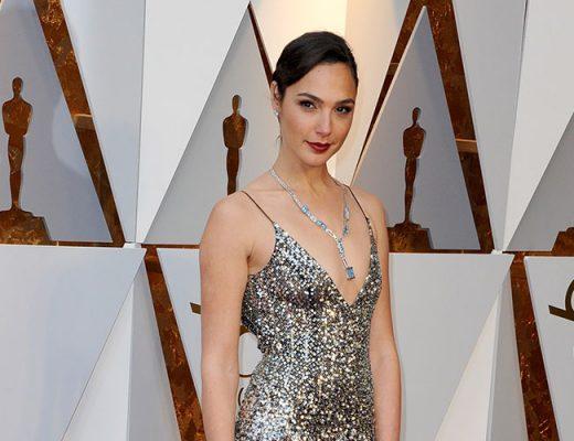 Gal Gadot Givenchy dress