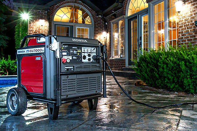 honda power generator
