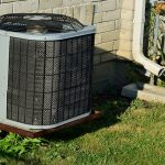 hvac system external unit
