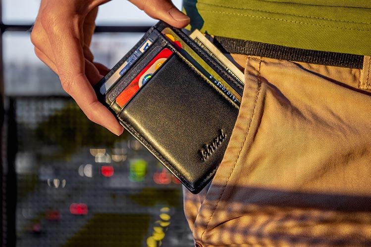 kinzd wallet photo
