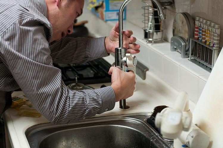 kitchen plumbing problems