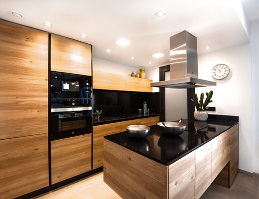 kitchen wooden cabinets