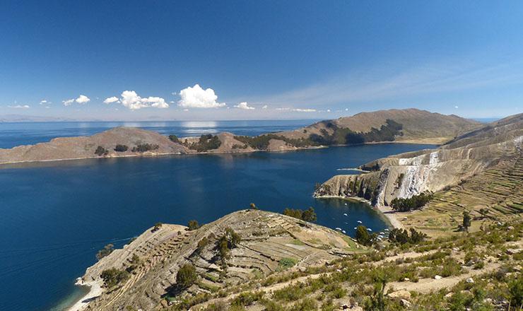 lake titicaca peru bolivia