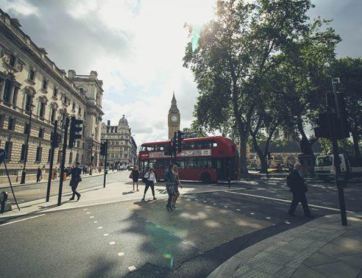 london street bus