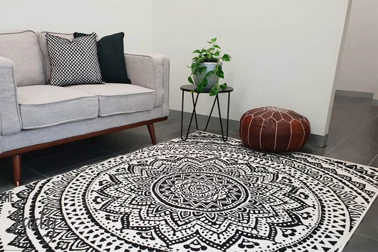 captivating choosing rug size living room | Guide To Choosing The Right Rug Size