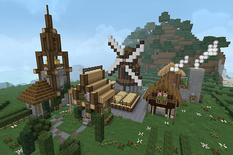 10 DIY Minecraft Ideas and Decors