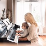 piano kid mother