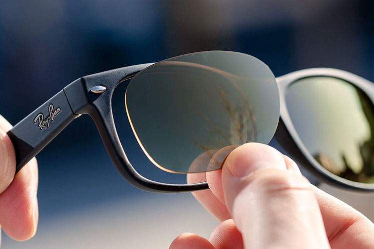 ray ban replacement lenses
