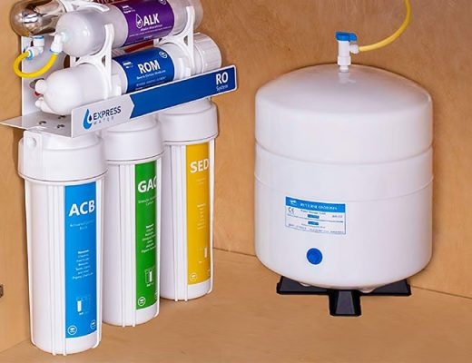 reverse osmosis system water purifier