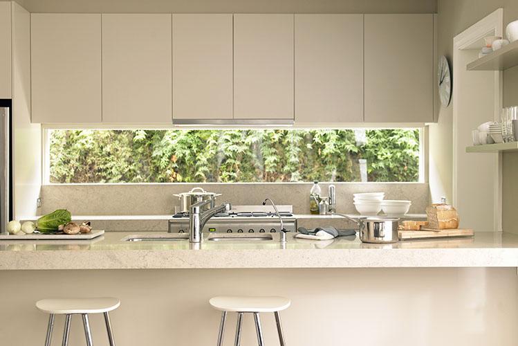 simple kitchen furniture