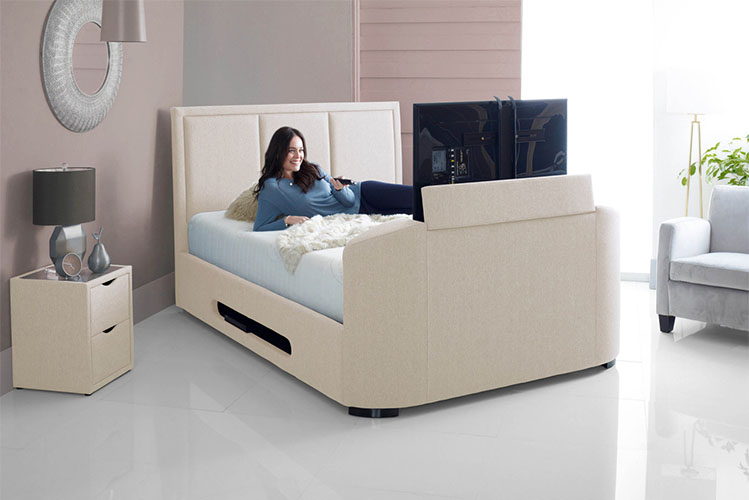 tv bed all in one