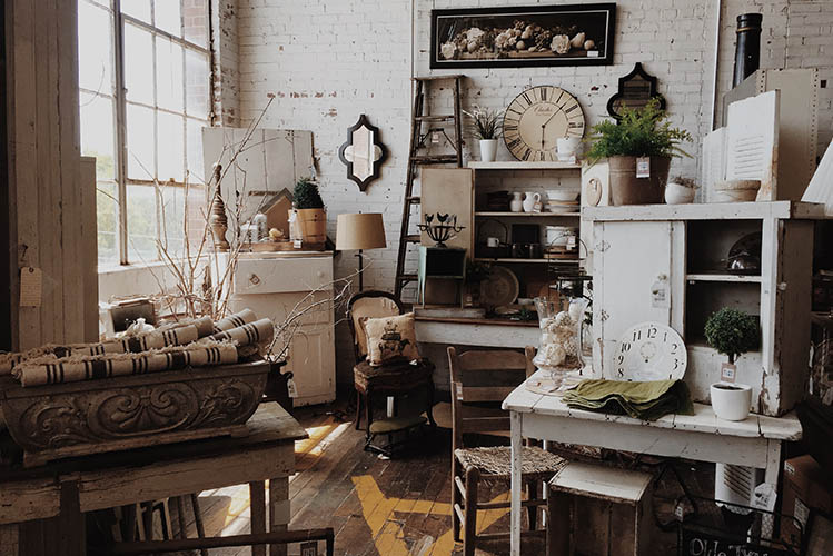 vintage items collection