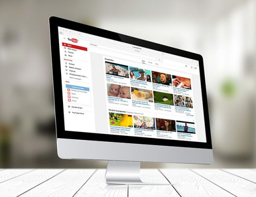 youtube homepage screenshot